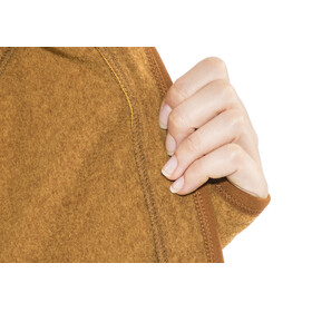 Bergans Lakko Jacket Ladies Dark Copper Mel